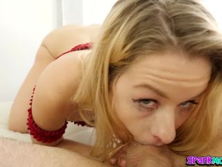 Lilly Ford - Teen Stepdaughter Swallows Cum-4