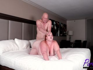 Febby Twigs, Julie Ginger - Cheating with a sexy SSBBW in Vegas - Pure-BBW (FullHD 2020)-0