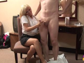 Jerking Her Boss - July 21, 2015-6