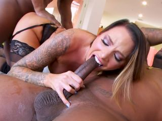 Double Black Penetration #2, Scene 4 - Juelz Ventura-3