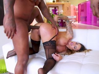 Double Black Penetration #2, Scene 4 - Juelz Ventura-7