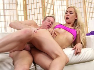 Creampied Cheerleaders #5, Scene 4 - Mila Blaze-1