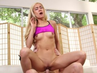 Creampied Cheerleaders #5, Scene 4 - Mila Blaze-5