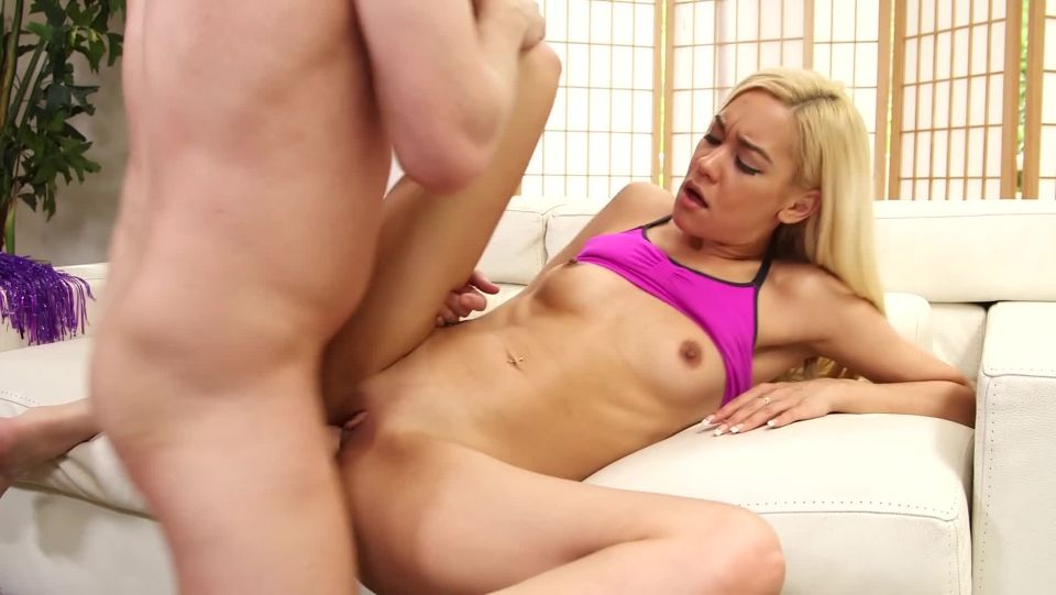 Creampied Cheerleaders #5, Scene 4 - Mila Blaze