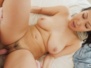 Sharon Lee (Busty Asian Step Mom Sharon Lee Gets Creampied)-9