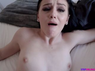 Rosalyn Sphinx  - My Psycho Step Sister  | stepsiblingscaught | blowjob xvideos hentai anal-6
