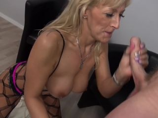 Blonde German MILFS, Scene 2 --9