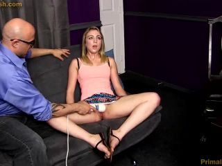 cute femdom Cali Sparks - The Guidance Counselor  , submissive sluts on cumshot-3