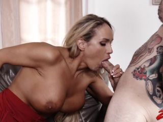 Blonde MILF Teagan James Gets Fucked Hard By A Tattooed Stud  Released May 9, 2017-2