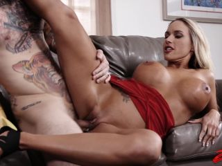 Blonde MILF Teagan James Gets Fucked Hard By A Tattooed Stud  Released May 9, 2017-9