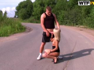 Extreme pickup sex on the road-9