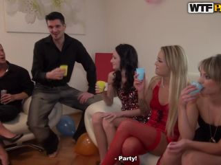 Awesome B-day party orgy movie-6