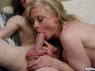 Nina Hartley - Lesson #294 - Nina Hartley Fucks 'Em Big!-4