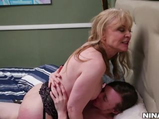 Nina Hartley - Lesson #294 - Nina Hartley Fucks 'Em Big!-6