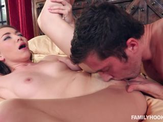 Angel Smalls - Busted by my stepsister-9