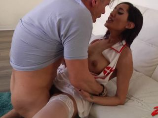 Naughty Nurse Chloe Amour Loves Riding Cock  Released Aug 15, 2017-6